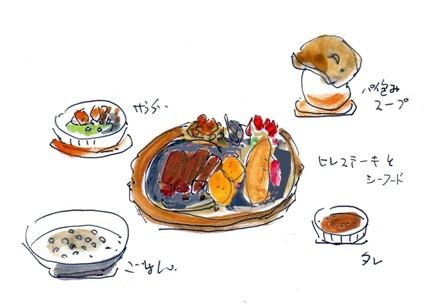 sヒレステーキとシーフードフライ.jpg